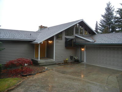 East Wenatchee Single Family Home For Sale: 2360 Mountain View Dr