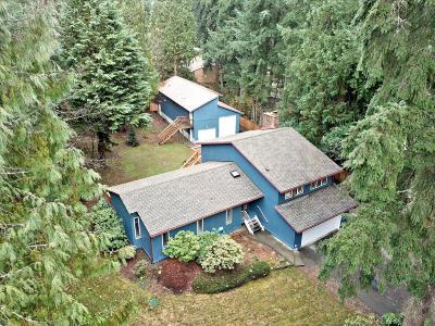 Single Family Home For Sale: 28612 185th Avenue SE