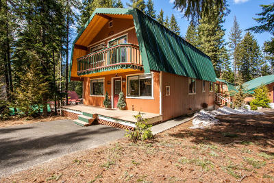 Leavenworth Single Family Home For Sale: 22583 Alpine Hills Rd