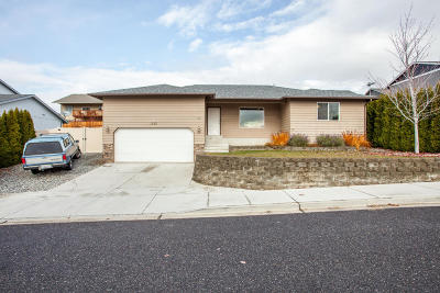 East Wenatchee, Rock Island, Orondo Single Family Home For Sale: 1185 SE Juno St