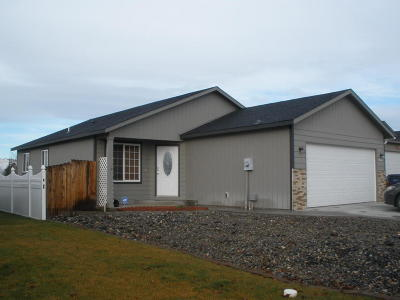 East Wenatchee Single Family Home Pending: 584 N Montclair Ave