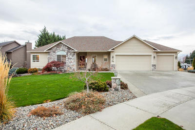Wenatchee Single Family Home For Sale: 187 Red Fern Rd