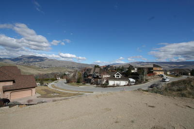 Wenatchee Residential Lots & Land For Sale: 2055 Broadcrest Ct