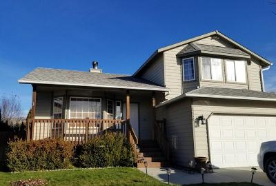 East Wenatchee Single Family Home Pending: 2450 Highland View Dr