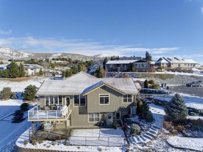 Wenatchee Single Family Home For Sale: 161 Morning Wind Ln