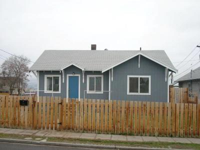 Wenatchee Single Family Home For Sale: 518 3rd St