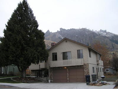 Wenatchee Single Family Home For Sale: 1418 S Seneca Ave
