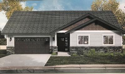 East Wenatchee, Rock Island, Orondo Single Family Home For Sale: 632 S Newton