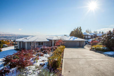 Wenatchee, Malaga Single Family Home For Sale: 1919 Broadview