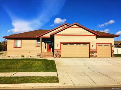 Wenatchee, Malaga Single Family Home For Sale: 434 Laurie Dr