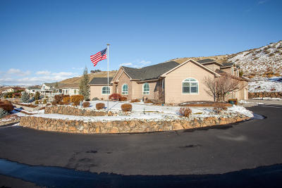 East Wenatchee, Rock Island, Orondo Single Family Home For Sale: 947 Briarwood Dr