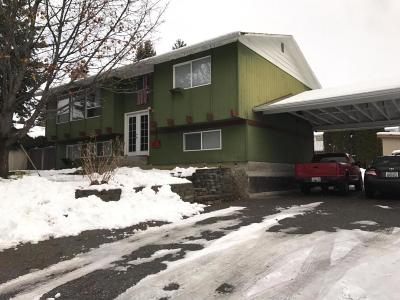 East Wenatchee Single Family Home For Sale: 527 N Kentucky Ave