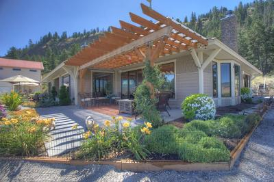 Wenatchee Single Family Home For Sale: 5574 Big Springs Ranch Road
