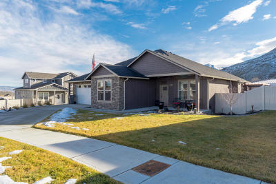 Wenatchee Single Family Home For Sale: 1737 Skylar Court