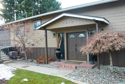 East Wenatchee Single Family Home For Sale: 1516 Eastmont Ave