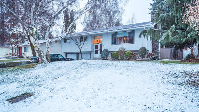 Wenatchee Single Family Home For Sale: 306 Marie Ave