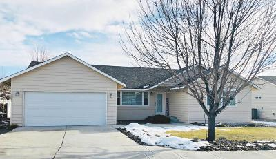 East Wenatchee Single Family Home For Sale: 2397 Spring Wheat Rd