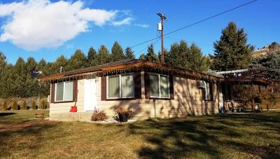 East Wenatchee Single Family Home For Sale: 2909 Sunset Hwy