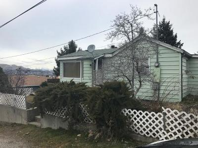 East Wenatchee Single Family Home For Sale: 13 NW 21st St