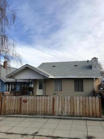 Wenatchee Single Family Home For Sale: 527 Malaga Ave