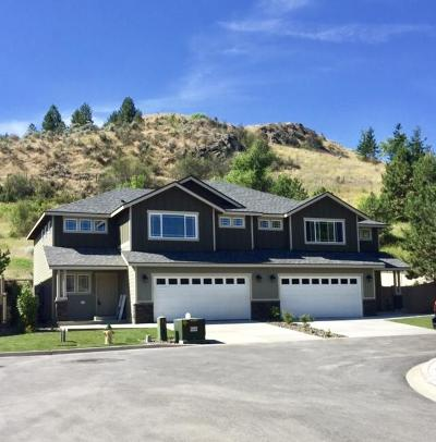 Wenatchee, Malaga Multi Family Home For Sale: 1504 Western Ave