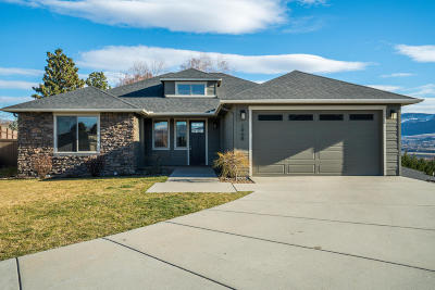 East Wenatchee Single Family Home Active - Contingent: 1968 SE Legacy Pl