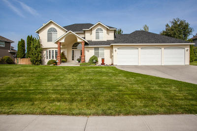 East Wenatchee, Rock Island, Orondo Single Family Home For Sale: 2220 Fancher Heights Blvd