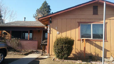 Wenatchee Single Family Home For Sale: 754 S Chelan Ave