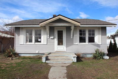 Wenatchee Single Family Home For Sale: 340 Malaga Ave