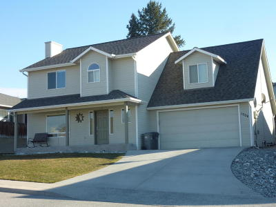 East Wenatchee Single Family Home For Sale: 1006 N Harrison Ct