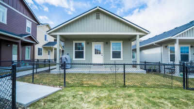 Wenatchee Single Family Home For Sale: 2151 Roper Lane