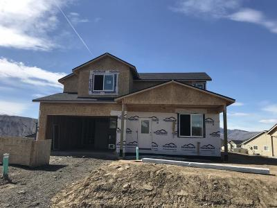 East Wenatchee Single Family Home For Sale: 374 S Nevada