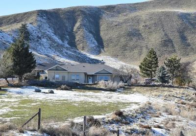 Wenatchee Single Family Home For Sale: 632 Sage Hills Dr