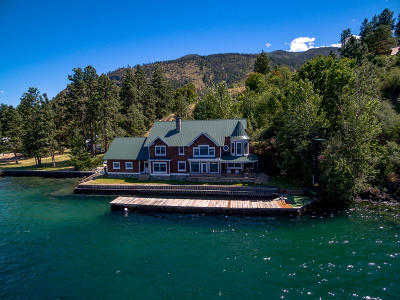 Chelan Single Family Home For Sale: 21120 S Lakeshore Rd