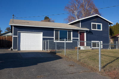 East Wenatchee, Rock Island, Orondo Single Family Home For Sale: 2209 Grant Rd