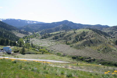 Wenatchee Residential Lots & Land For Sale: 4945 Whispering Ridge Road