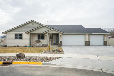 Wenatchee, Malaga Single Family Home For Sale: 137 Sarah Drive