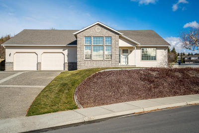 East Wenatchee, Rock Island, Orondo Single Family Home For Sale: 1031 N Grover Ave