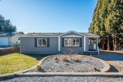 East Wenatchee Manufactured Home For Sale: 908 N James Ave