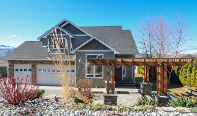 East Wenatchee, Rock Island, Orondo Single Family Home For Sale: 312 NE 23rd St
