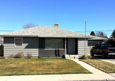 Wenatchee Single Family Home For Sale: 409 Mills
