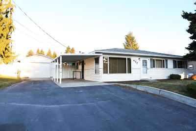 East Wenatchee, Rock Island, Orondo Single Family Home For Sale: 477 N Kentuckey