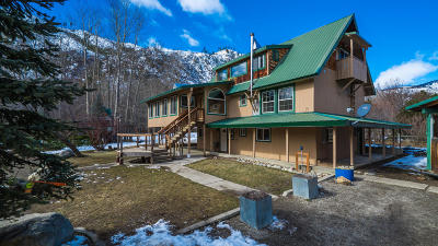 Entiat Single Family Home For Sale: 12787 Entiat River Road