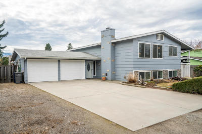 East Wenatchee Single Family Home For Sale: 718 NE 14th St