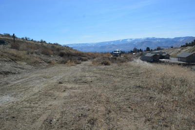 Wenatchee Residential Lots & Land For Sale: 3785 Buck Haven Ln