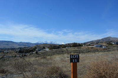 Wenatchee Residential Lots & Land For Sale: 3775 Sky Crest