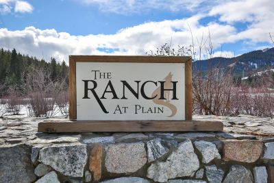 Leavenworth Residential Lots & Land For Sale: 12350 Plain Ranches Rd