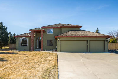 East Wenatchee Single Family Home Active - Contingent: 2293 Fancher Heights Blvd