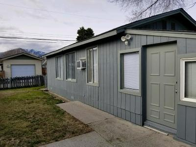 Wenatchee Single Family Home For Sale: 618 Highland Dr