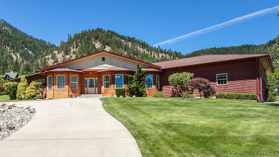 Leavenworth WA Single Family Home For Sale: $809,000